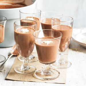 Classic-chocolate-recipes-chocolate-mousse