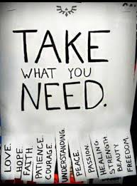 Take What You Need.3