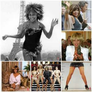 Black History Tina Turner