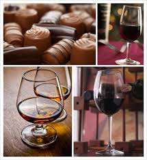 Chocolate and Wine Parings 2