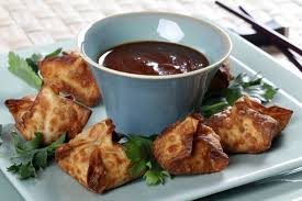 Chocolate-Filled Wontons 1