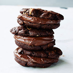 Chocolate Triple Threat Cookies