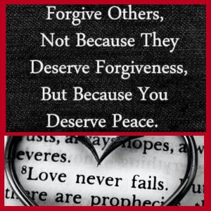 Forgive Others_Sunday Reflections