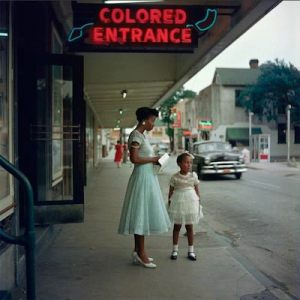 Gordon Parks For Colored Photo
