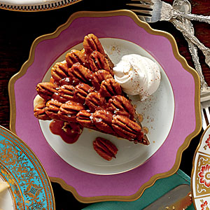 salted chocolate caramel pecan pie 2
