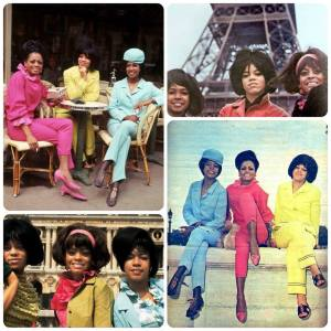 The Supremes in Paris