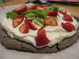 Choc_ChocolatePavlova