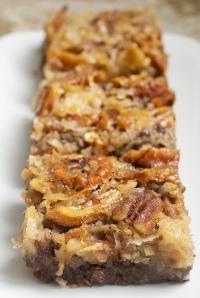 German Chocolate Pecan Pie Bars 2