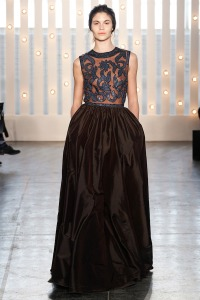 Jenny Packham Fall 2014 RTW Collection 1