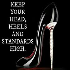 Standards High!