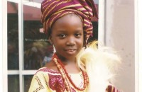Oyinkansola Adesewa_ 11 yr old Writer of Be Confident
