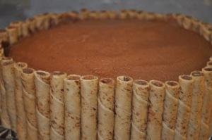 Nutella Buttercream Chocolate Cake 1