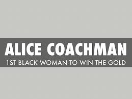 Alice Coachman 3