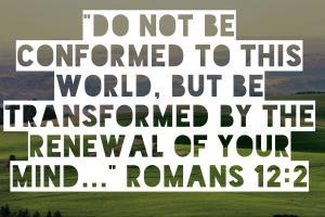 Romans12-2 #2
