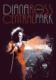 Diana Ross Live in Central Park