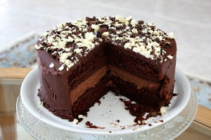 Chocolate-Cheesecake-Cake-8