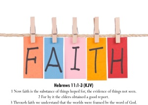 Hebrews 11.1-3
